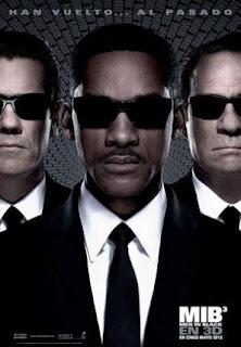 Crítica de Men in Black 3