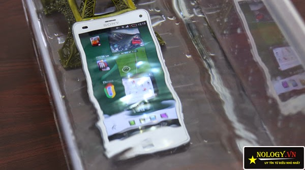 Điện thoại Sony Xperia Z3 Dual