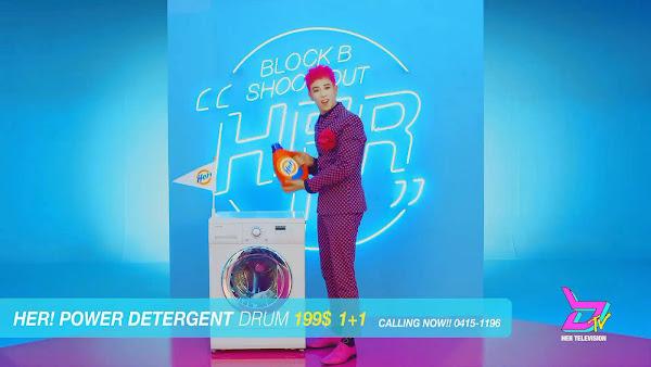 Block B P.O Her