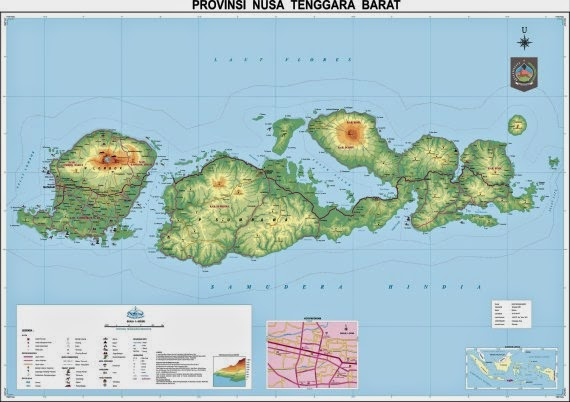 Daftar Lengkap Wisata Di Nusa Tenggara Barat