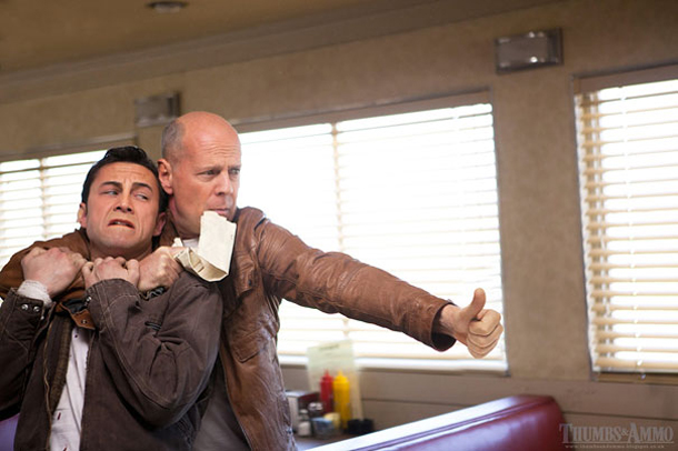 Thumbs and Ammo - Bruce Willis - Looper