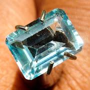 Batu Permata Blue Topaz - SP839