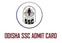 OSSC Admit Card