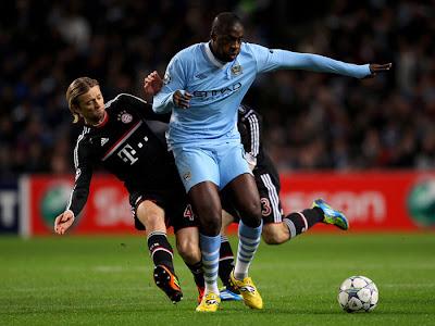 Manchester City 2 - 0 Bayern Munich (3)