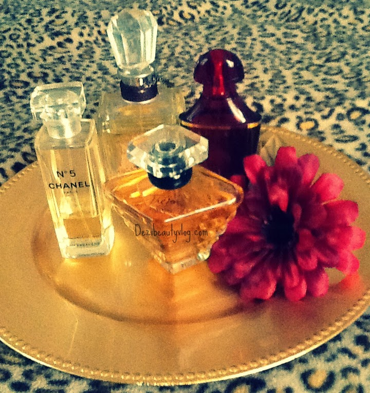 Some Of My Favorites Parfums