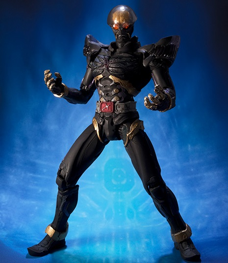 S.I.C. Hakaider Action Figure series