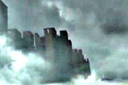 Foto Kota Misterius Di Awan Hebohkan Warga Cina