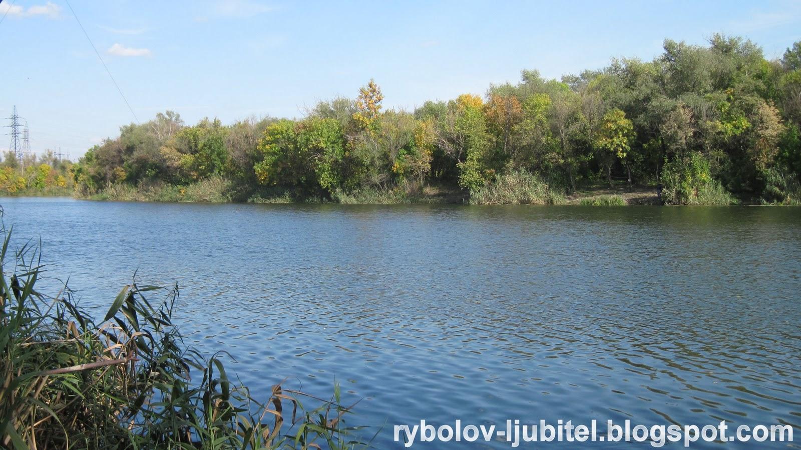 рыбалка в белгородской области-на северском донце