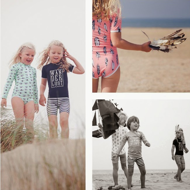 Coolest kids' swimwear for summer 2015! - Beach and Bandit