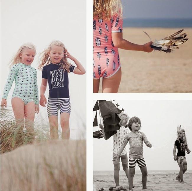Coolest kids' swimwear for summer 2015! - Beach and Bandit