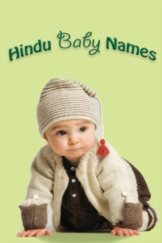 Modern hindu baby boy names with a