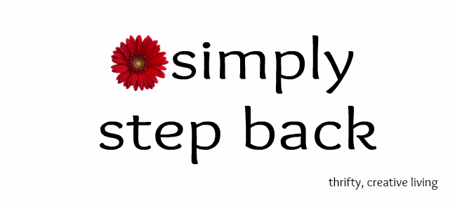 simply step back