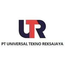 Logo PT Universal Tekno Reksajaya