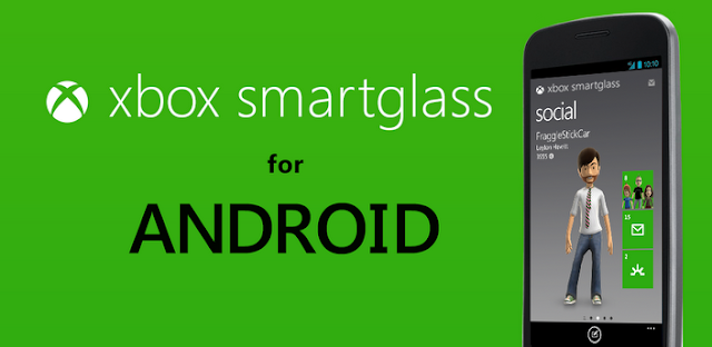 xbox smart glass for android
