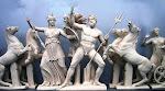 Mes de Atenea y Poseidón