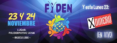 Fyden arequipa 2015