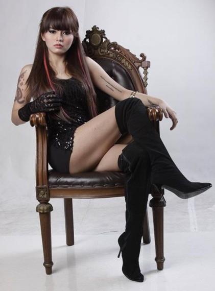 Profil DJ Verny Artis Indonesia Cantik dan Seksi