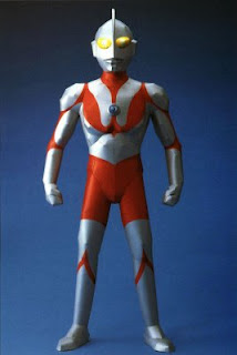 Ultraman Papercraft