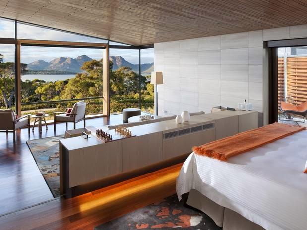 Saffire Freycinet Hotel, Avustralya