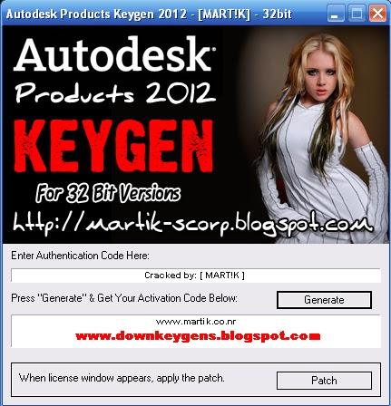 keygen inventor 2012 64 bit