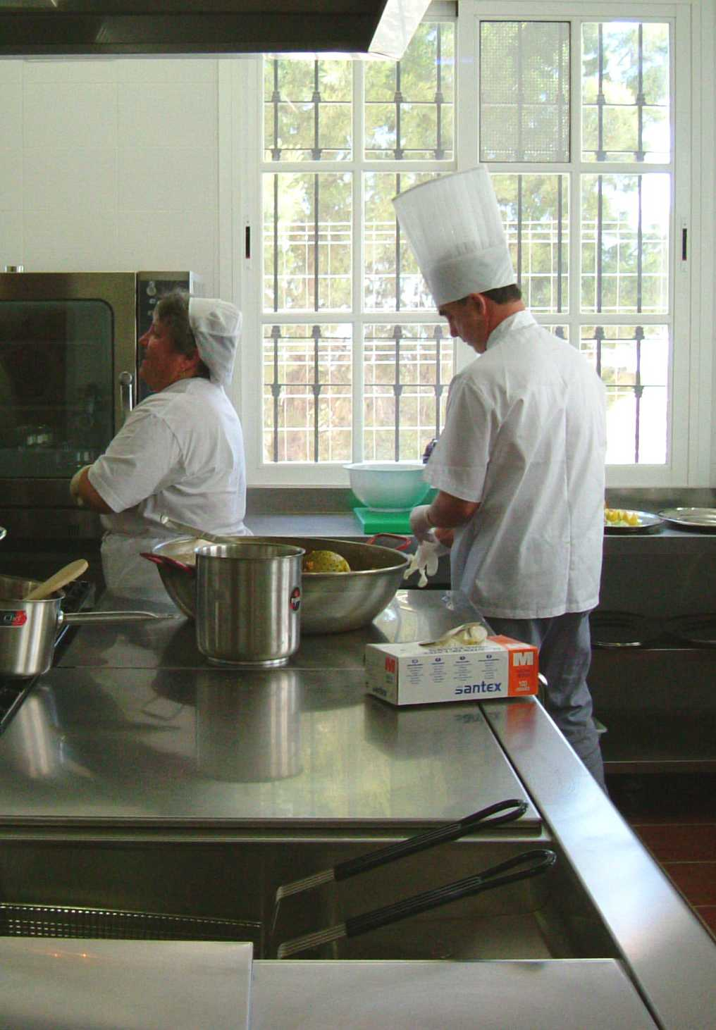 Casares informacion abierto el plazo de solicitud para la - Pinche de cocina ...