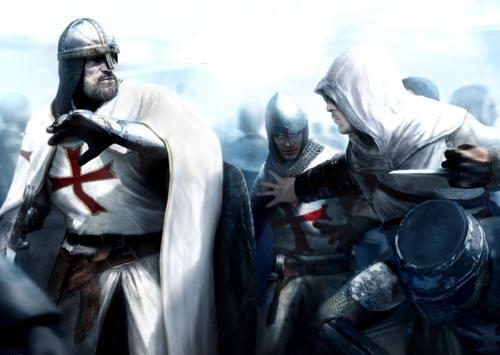 Assassin, Ninja Pembunuh pada Zaman Perang Salib