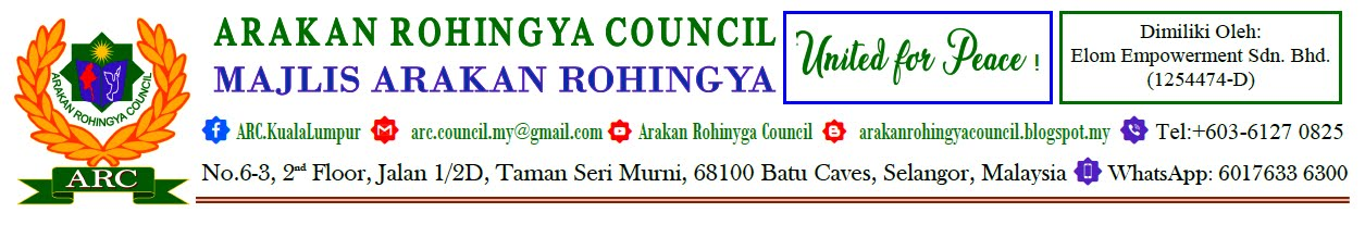 Arakan Rohingya Council (ARC)