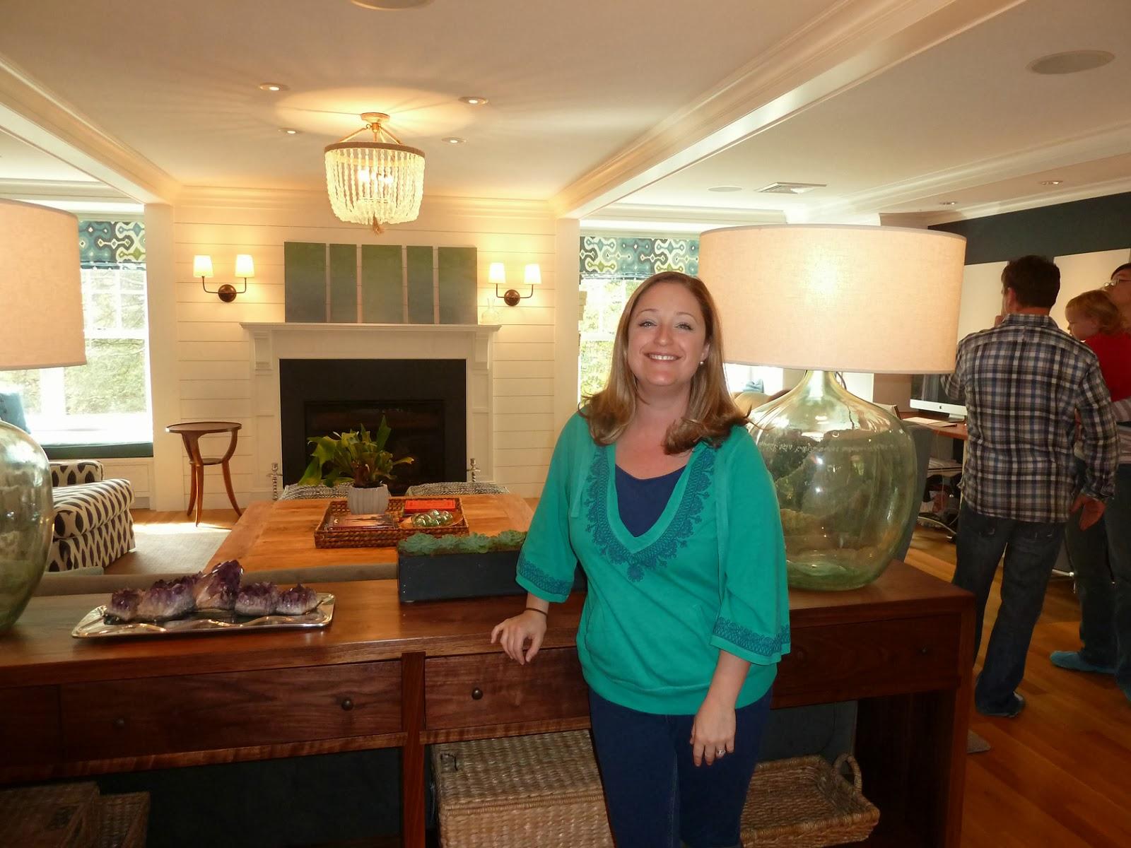 At LMK Interiors Studio Kitchen: Rosanne Palazola, Lisa Kawski, Yvonne  Blacker