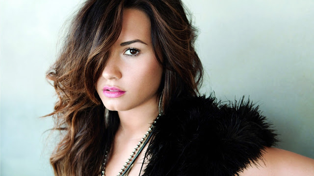 Demi Lovato Beautiful Portrait