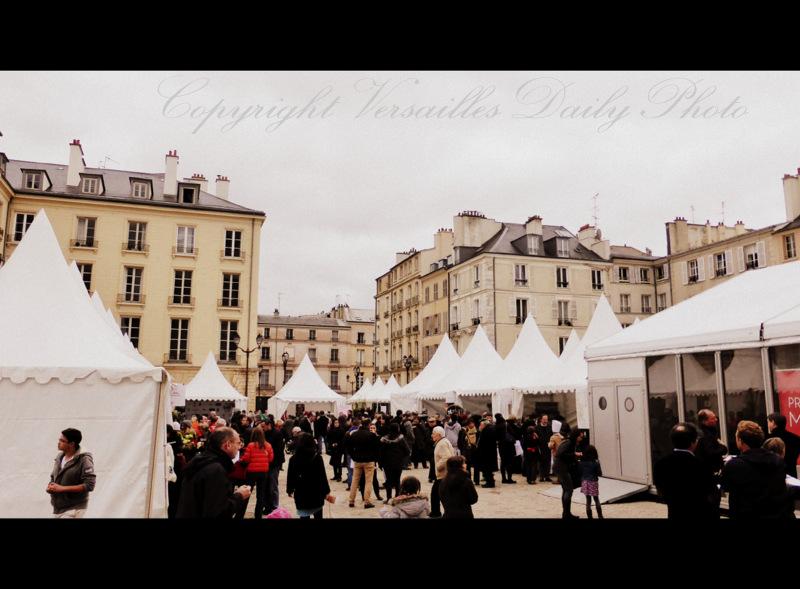 Goûts d'Yvelines 2014 Versailles