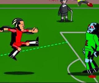 Ölümcül Penaltı Zombiler
