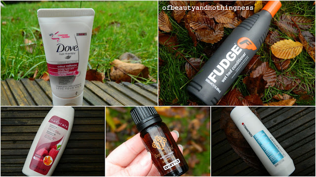November Empties: Haircare