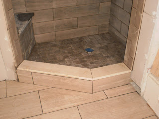 Shower Tile Floor