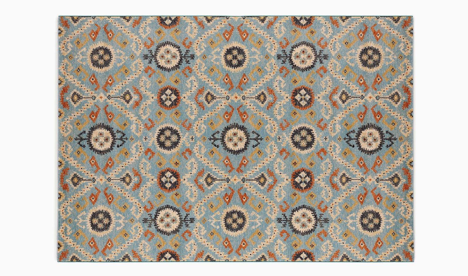 Alfombras para imitar el suelo hidr ulico for El paraiso de las alfombras