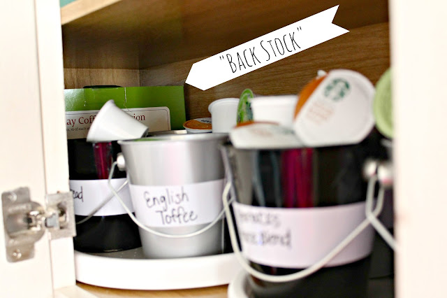 k cups organization