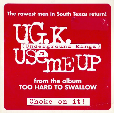 UGK – Use Me Up (Promo CDS) (1992) (320 kbps)