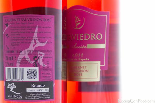 Murviedro Colección - Sauvignon Blanc - Cabernet Sauvignon Rosé - Bodegas Murviedro