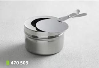 Recipient Combustibil Cahfing Dish, Horeca