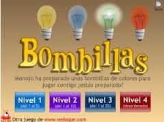 CUENTA LAS BOMBILLAS