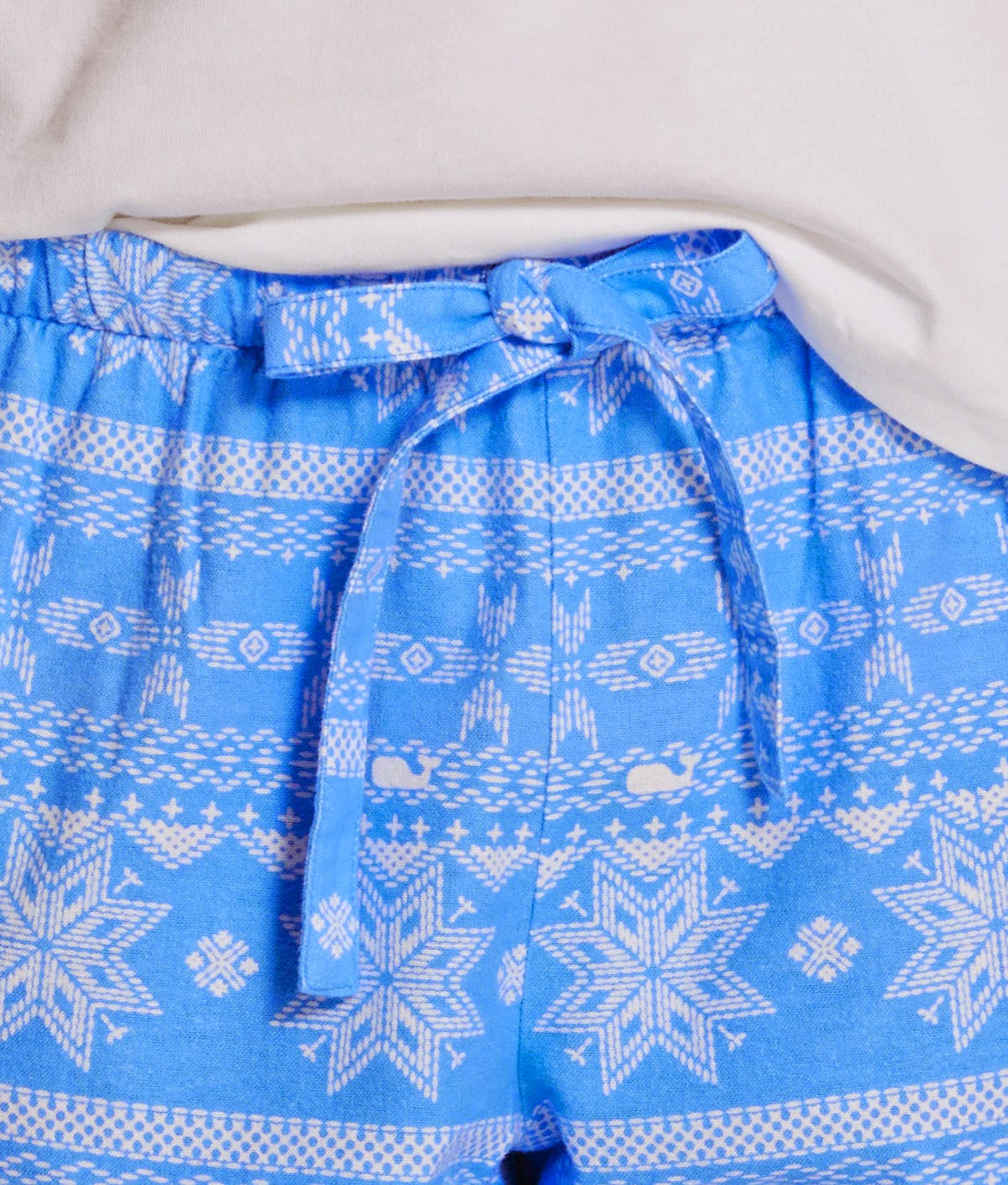 Nautical holiday pajamas from Vineyard Vines