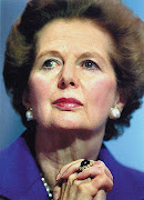 **Margaret Thatcher** - A dama de ferro margaret thatcher
