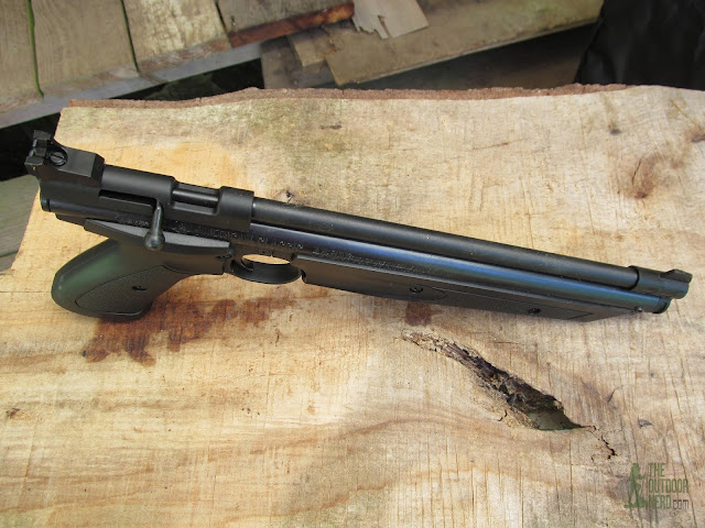 Crosman 1322 Air Pistol - Product View 6