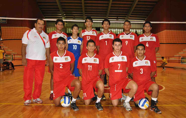 En el arranque de la actividad de Voleibol de Sala f8839602c5c7f