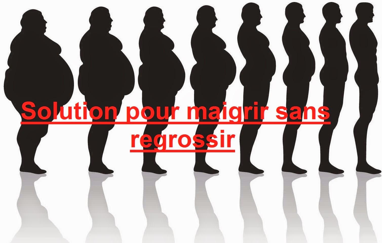 Solution pour maigrir sans regrossir sports et sant - Programme tapis de course pour maigrir ...