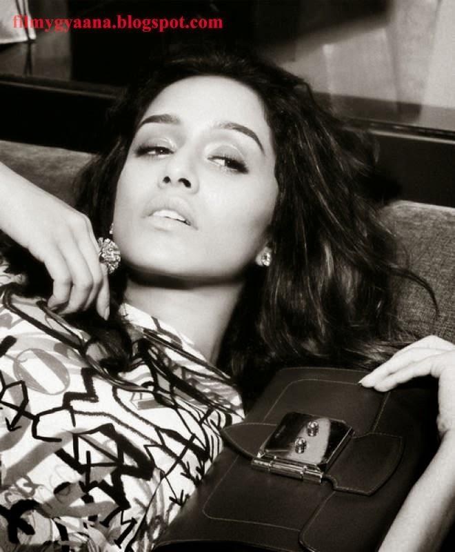 Shraddha Kapoor Latest Photoshoot Gallery