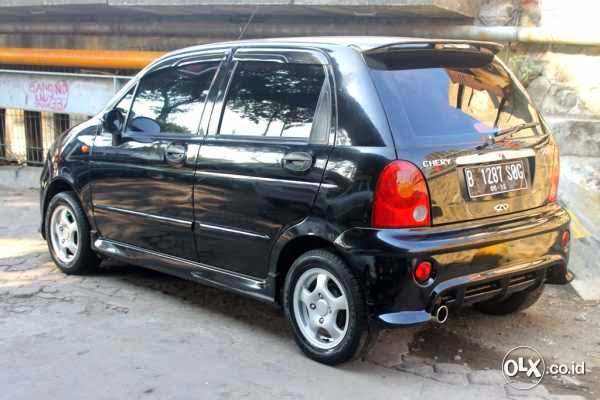 mobil imut chery qq murah surabaya lapak mobil dan motor bekas. Black Bedroom Furniture Sets. Home Design Ideas