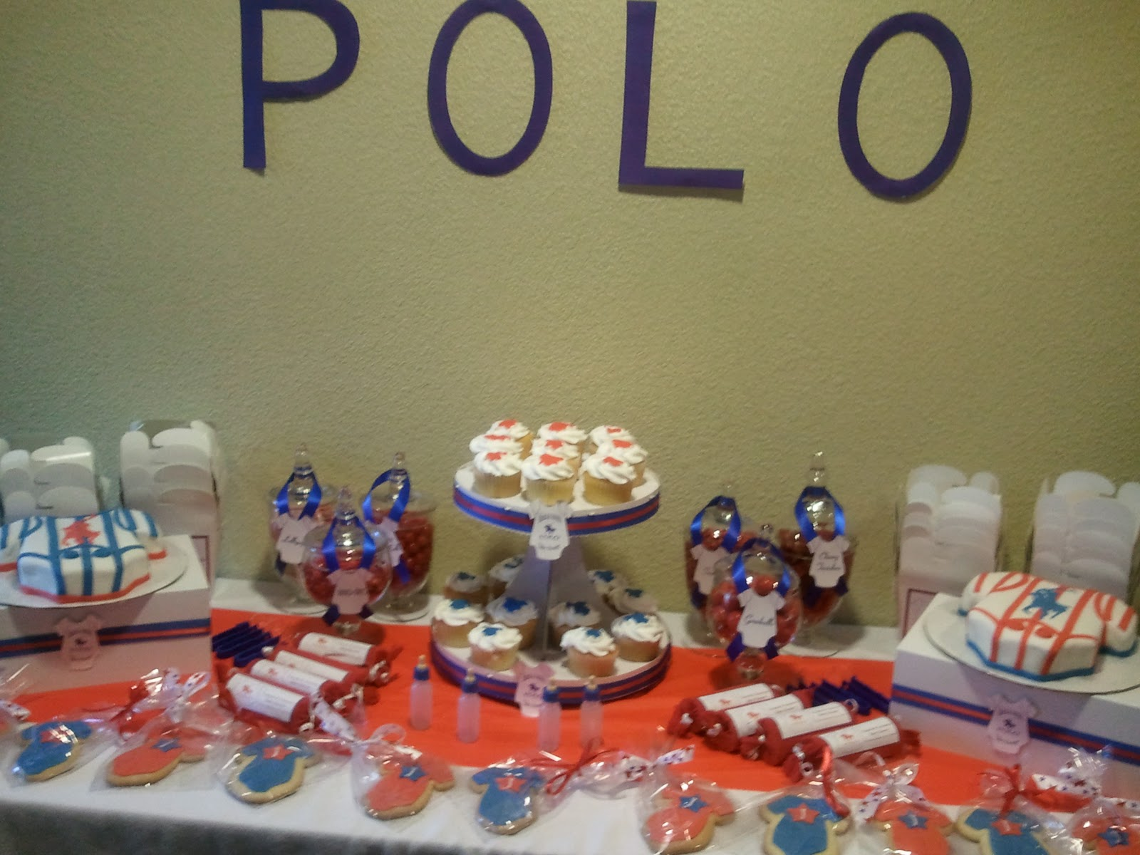 event design and planning baby shower ralph lauren polo theme