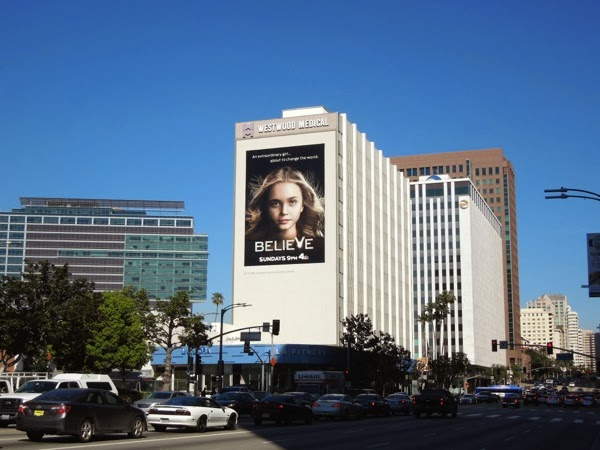 Giant Believe season 1 billboard