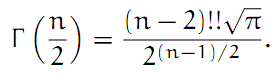 Complex Analysis: #27 The Gamma Function II equation pic 6