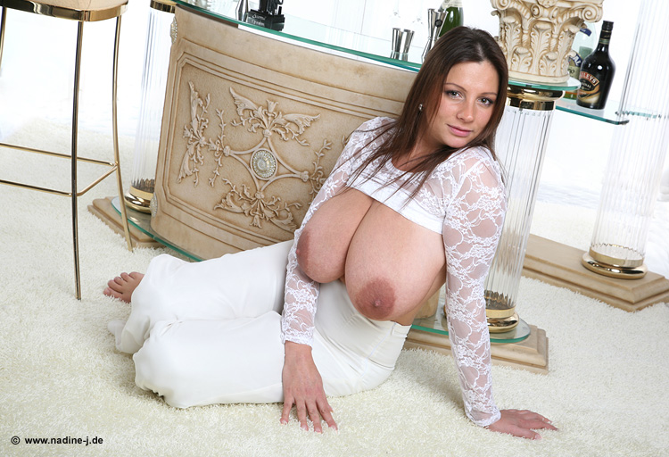 Nadine Jansen Big Booty And Boobs Models